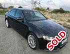 Audi A4, 2009, Sedan, € 10500