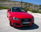 Audi A5, 2010, Convertible, € 21,500