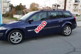 Renault Megane, 2005, Wagon - MPV, € 4400