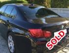 BMW 5 Series 520d, 2012, Sedan, € 25500