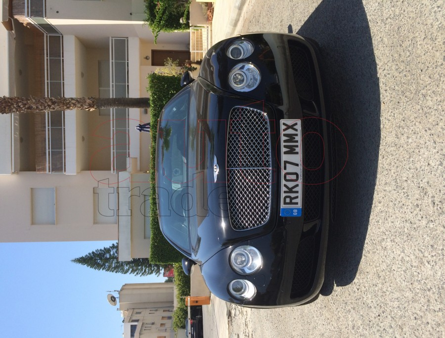 Used Bentley Continental, 2007, continental GT Automatic, Cyprus