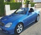 Mercedes SLK-Class SLK200, 2000, Convertible, € 5,900