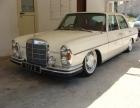 Mercedes W108, 1972, Antique, € 26,000